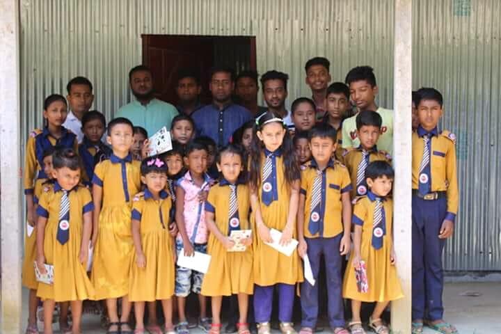 ভালুকায় পাড়াগাঁও ছাত্র সংঘের উদ্যোগে শিক্ষা দিবস পালন